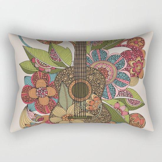 Ever Guitar Rectangular Pillow