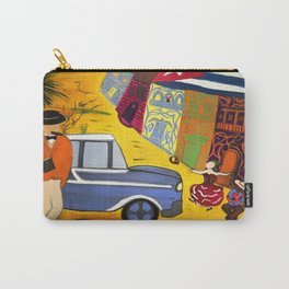 Imagining Havana Carry-All Pouch