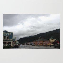 Small Town Alaska Rug