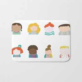 Spud Kids  Bath Mat