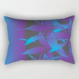 Floral Shapley Rectangular Pillow