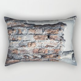 Pattern #3 (another brick in the wall) Rectangular Pillow