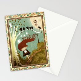 KidNappiNg a liTtle sTAR Stationery Cards