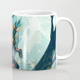 Warframe - Silver Grove Coffee Mug
