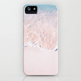 Sea Bliss - Ocean Pink iPhone Case