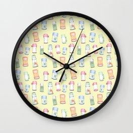 Thermoses Wall Clock