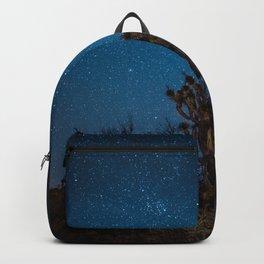 Midnight Stars at Joshua Tree Backpack