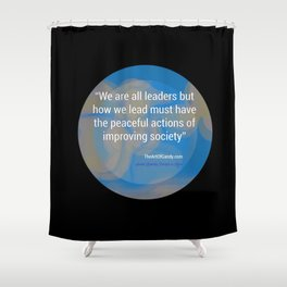 Leading by improving Shower Curtain