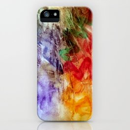 Collision iPhone Case