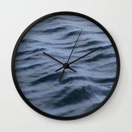 Ocean Shivers 1 Wall Clock