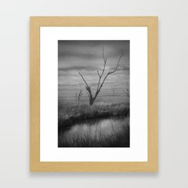 Death in the Afternoon Framed Art Print