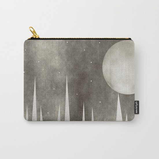Moonlight And The Stars Carry-All Pouch
