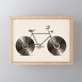 Velophone Framed Mini Art Print