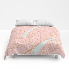 Copenhagen map Comforters