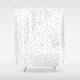 Where's the egg? Shower Curtain