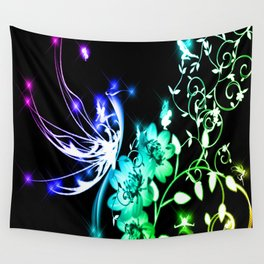 Fairy Land Wall Tapestry
