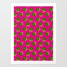 Floral1 Art Print