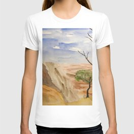 """South Rim Overlook"" T-shirt"