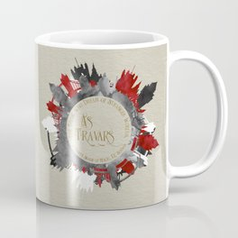 As Travars. For those who dream of stranger worlds. A Darker Shade of Magic. Coffee Mug