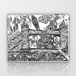 Jumbled London Laptop & iPad Skin
