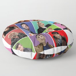 Family Time Floor Pillow