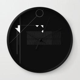 RIM UNREAL Wall Clock