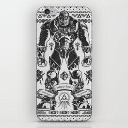 Legend of Zelda Ganondorf the Wicked iPhone Skin
