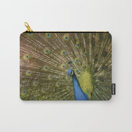 Peacock. Carry-All Pouch