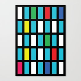 SEAGRAM Canvas Print