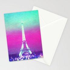 La Tour Eiffel Stationery Cards