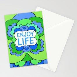 Enjoy life Stationery Cards