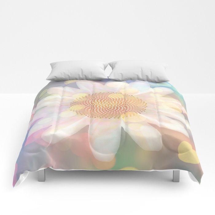 Birthday Flower Comforters