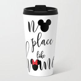 no place like home Travel Mug