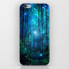 magical path iPhone Skin