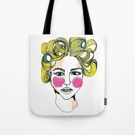 Bigoudis Girls Tote Bag