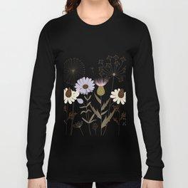 Wildflower Beach Long Sleeve T-shirt