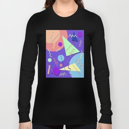 Memphis #7 Long Sleeve T-shirt