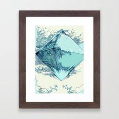 RAMIEL Framed Art Print