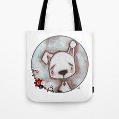 Dog  - by Diane Duda Tote Bag