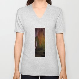 Shadows on the wall Unisex V-Neck