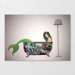 Freshwater Canvas Print