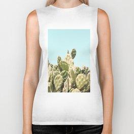 Cactus Summer Biker Tank