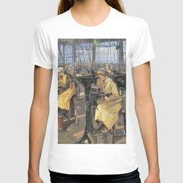 12,000pixel-500dpi - Sir John Lavery - Elswick - Digital Remastered Edition T-shirt