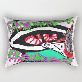 Oyster Baked Rectangular Pillow