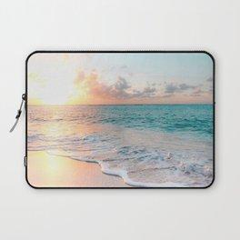 Pink Sea Laptop Sleeve