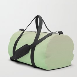 STATIC LIFE - Minimal Plain Soft Mood Color Blend Prints Duffle Bag