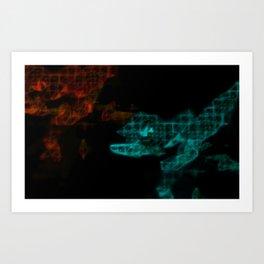 Fuerza I Art Print