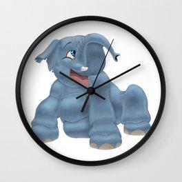 Happy Arbo Wall Clock