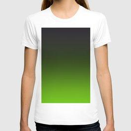 Ombre Lemon Green T-shirt