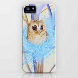 Nesting Tree iPhone Case